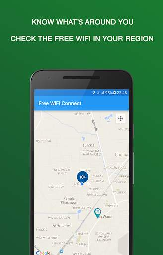 Free WiFi Connect screenshot 4