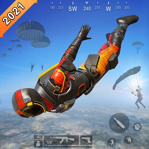 FPS Fire Free Game: New Gun Shooting Games Offline आइकन