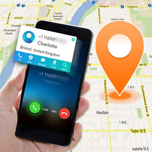 Mobile Number Locator أيقونة