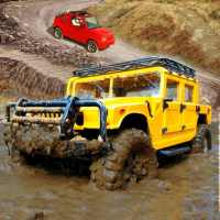 Offroad Driving Simulator 4x4 : Jeep Mudding on 9Apps