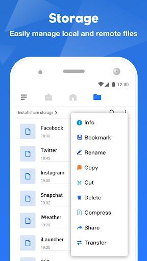 FileMaster: Gerenciar Arquivo, Limpeza Poderosa screenshot 4