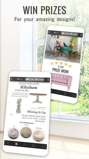 Design Home: House Renovation screenshot 2
