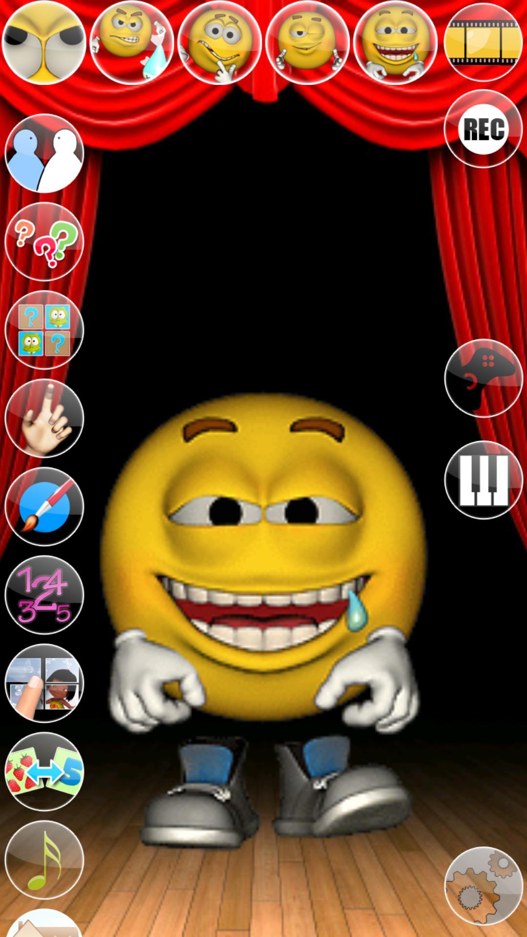 Talking Smiling Simon screenshot 1