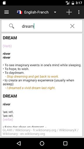 Offline dictionaries screenshot 2