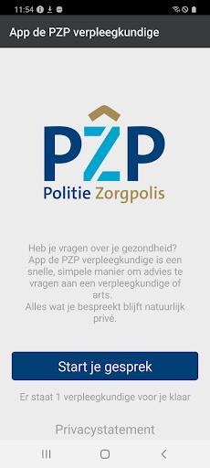 App de PZP verpleegkundige скриншот 3