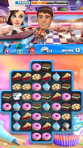 Crazy Kitchen: Match 3 Puzzles screenshot 7