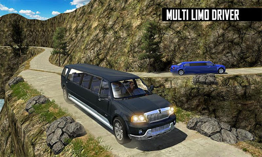 Big City Limo Car Driving Simulator : Taxi Driving 5 تصوير الشاشة
