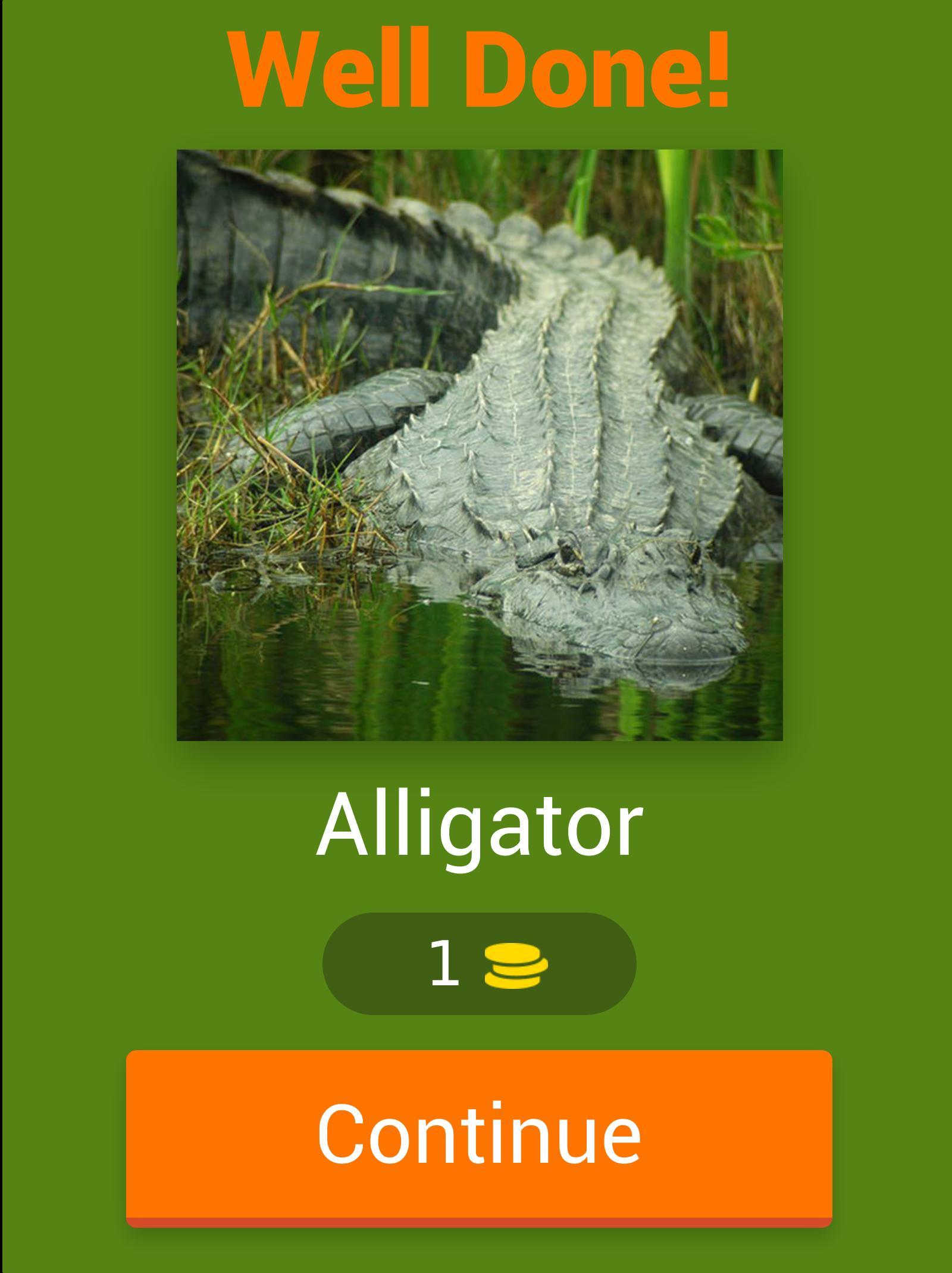 Animal Guessing Game 8 تصوير الشاشة