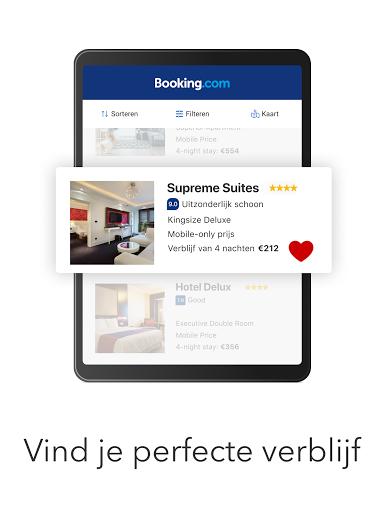 Booking.com Hotelreserveringen screenshot 7