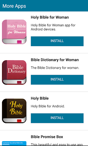 Holy Bible in English for Android screenshot 5