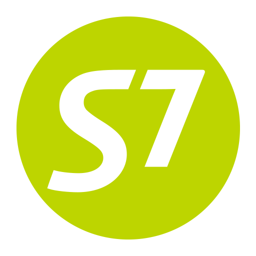 S7 Airlines: book flights icon