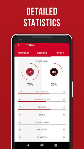 LFC Live – Unofficial app for Liverpool fans screenshot 8