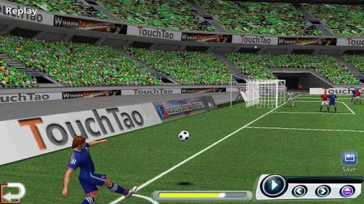 Football League Dunia screenshot 3