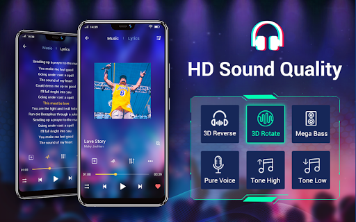 Music Player for Android screenshot 9