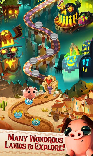 Sugar Smash: Book of Life - Free Match 3 Games. screenshot 3
