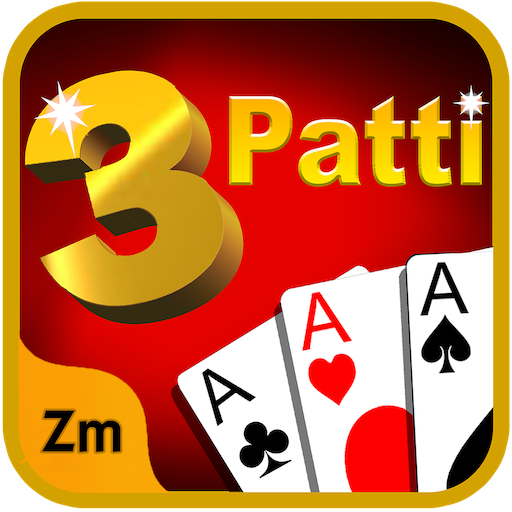 Teen Patti Royal - 3 Patti Online & Offline Game أيقونة