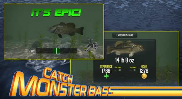 Master Bass Angler: Free Fishing Game screenshot 4