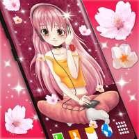 Anime Flowers Live Wallpaper 🌸 Sakura Wallpapers on APKTom