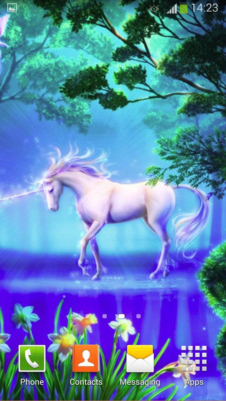 Fairy Tale Live Wallpaper screenshot 2