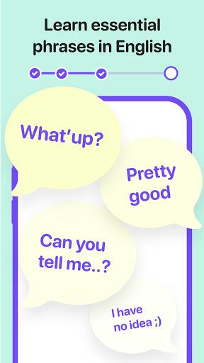 Tongo - Learn English screenshot 3