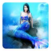 Mermaid Live Wallpaper on 9Apps