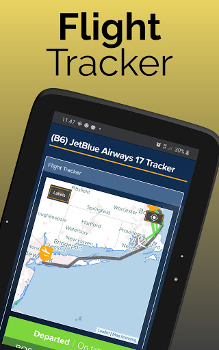 FlightInfo - Flight Information and Flight Tracker screenshot 14