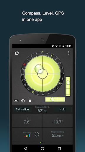Kompas Poziomica screenshot 1