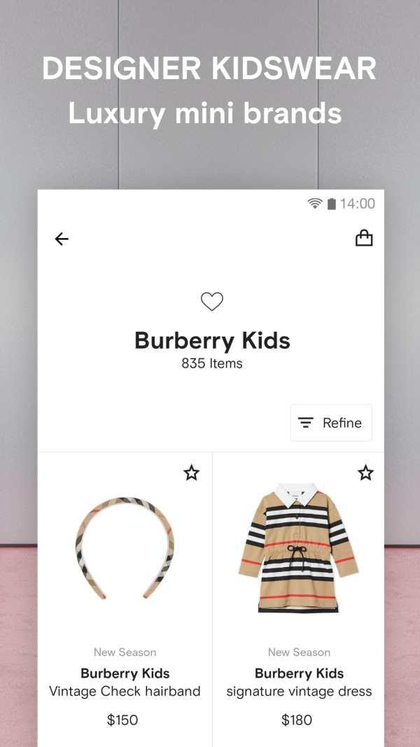 Farfetch - Shop Designer Clothing & Fall Fashion 7 تصوير الشاشة