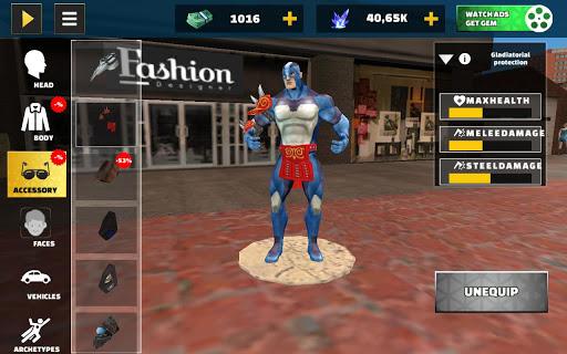 Rope Hero: Vice Town screenshot 7