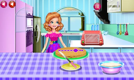 सैंड्रा खाना पकाने के खेल स्क्रीनशॉट 7