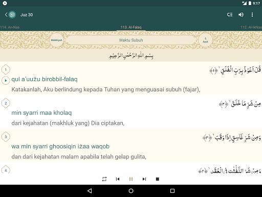 Al Quran Indonesia 11 تصوير الشاشة