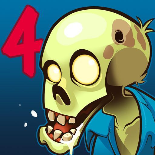 Stupid Zombies 4 أيقونة