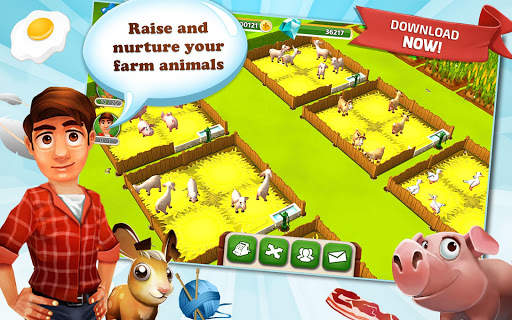 My Free Farm 2 9 تصوير الشاشة