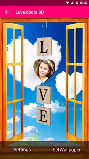 Love doors 3D screenshot 3