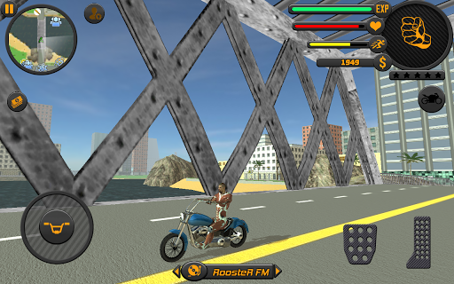 Rope Hero 3 screenshot 1