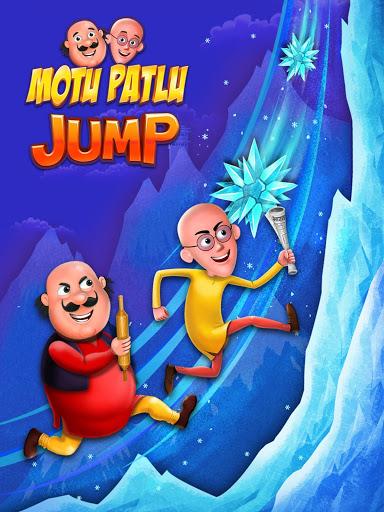 Motu Patlu Jump screenshot 1