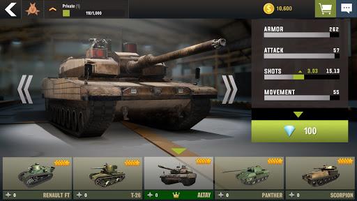 War Machines: Best Free Online War & Military Game 6 تصوير الشاشة