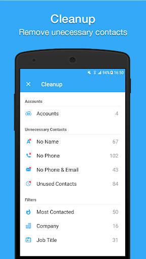 Simpler Caller ID - Contacts and Dialer screenshot 8