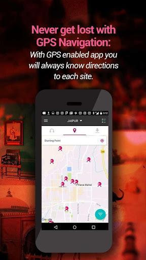 TripMyWay: India Travel Guide 3 تصوير الشاشة
