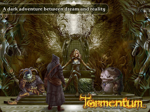 Tormentum - Dark Sorrow - a Mystery Point & Click screenshot 11