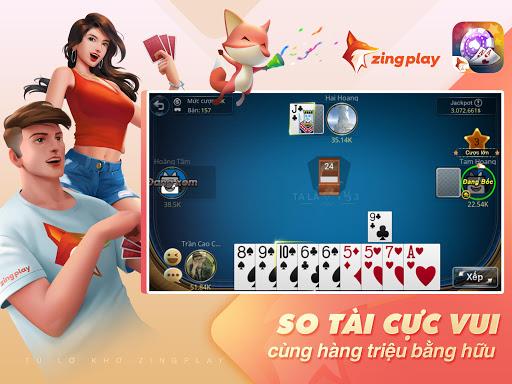 Tú Lơ Khơ ZingPlay 7 تصوير الشاشة