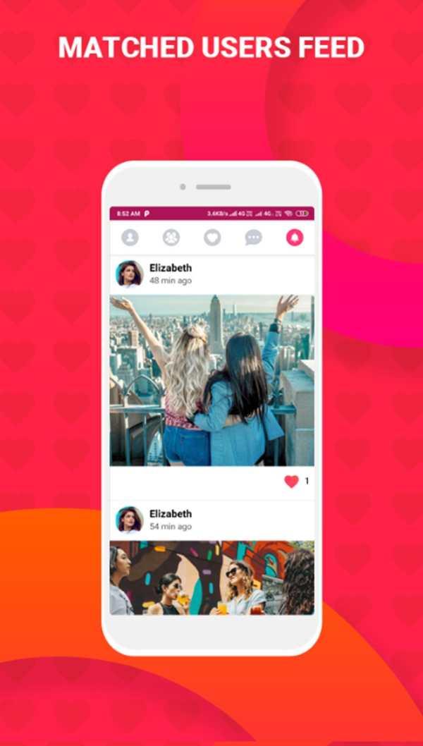 FireDating - Find, Chat, meet firiends nearby you screenshot 2