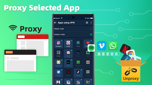 XY VPN - Free, Secure, Unblock, Super, Hotspot screenshot 7
