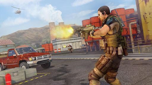 FPS Encounter Shooting 2020: New Shooting Games screenshot 4