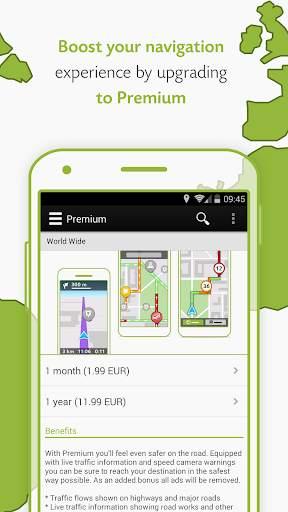 Wisepilot - GPS Navigation screenshot 5
