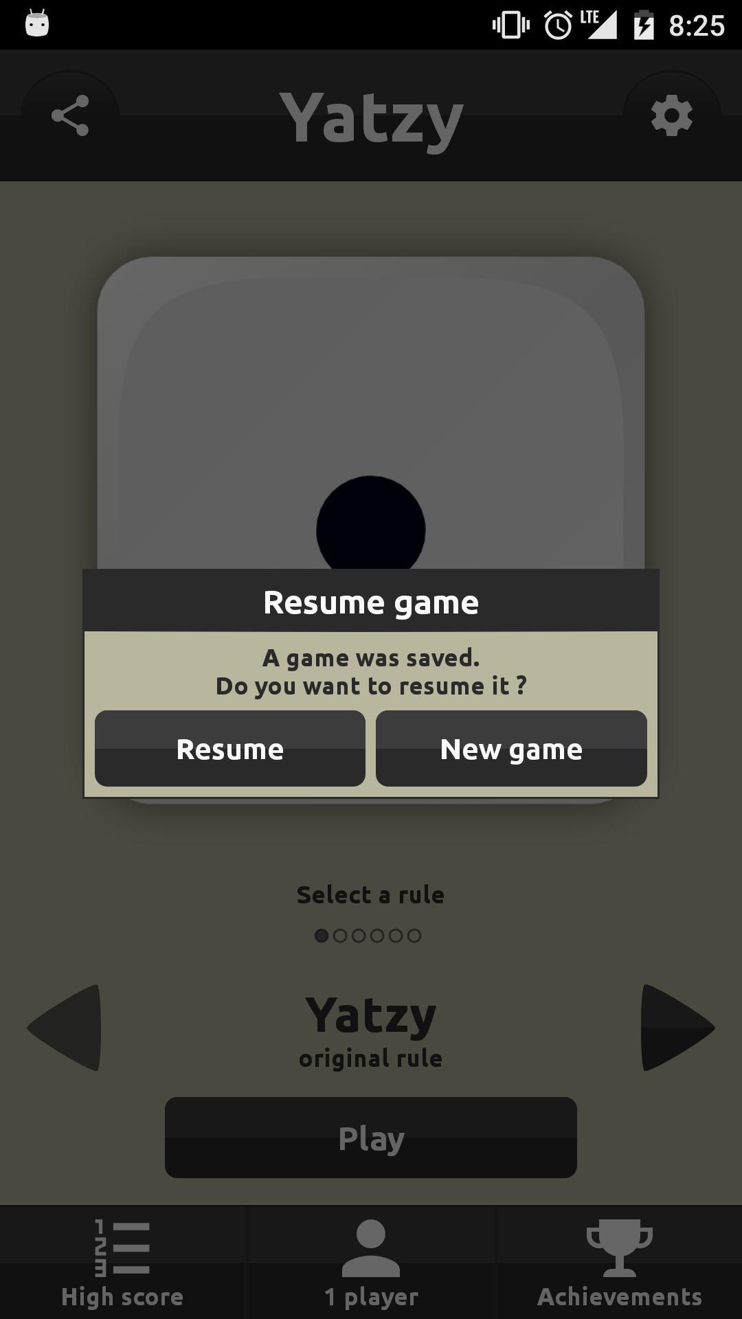 Yatzy (No Ads) screenshot 5