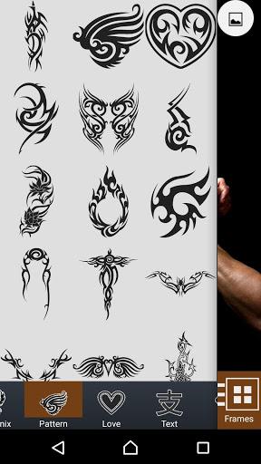 Tattoo my Photo - 2020 screenshot 7