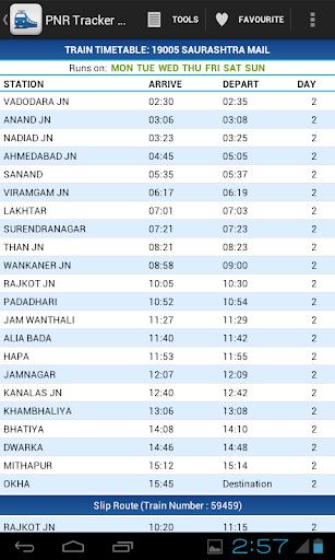 Indian Rail Guide screenshot 5