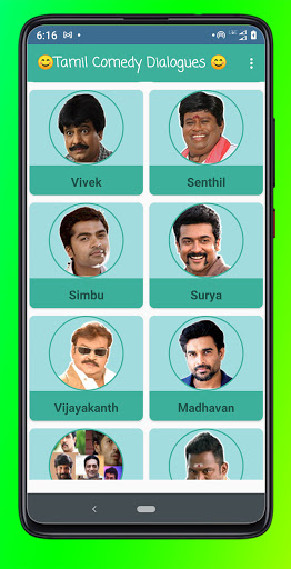 Tamil Comedy & Punch  Dialogues to Share WhatsApp screenshot 4