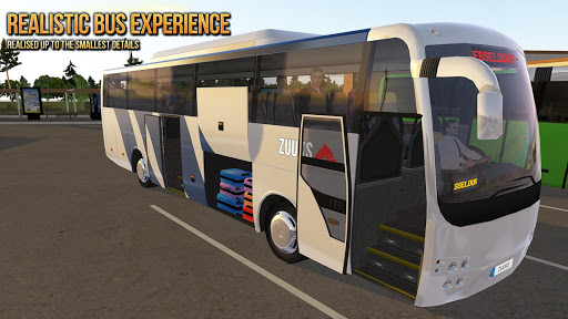 Bus Simulator : Ultimate स्क्रीनशॉट 3